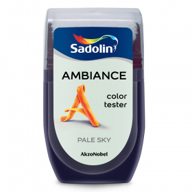 Spalvos testeris SADOLIN AMBIANCE PALE SKY, 30 ml