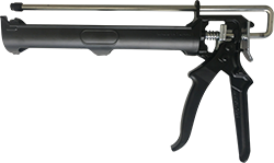 Įrankis AKFIX, dvigubu stūmokliu, dvikomponentei cheminei dervai