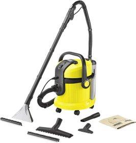 Dulkių siurblys KARCHER SE 4001, plaunantis, tinkantis kilimams ir kietoms grindims (1.081-130.0)