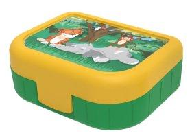 Dėžutė maistui vaikams ROTHO MEMORY KIDS Jungle, 1 l.
