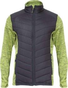 Džemperis LAHTI PRO, pašiltintas žaliai-juodas, 2XL, CE