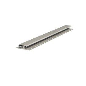 PVC sujungimo profilis SV 18 SIDING VOX  Ilgis 3,05 m, sidabrinio kedro spalvos