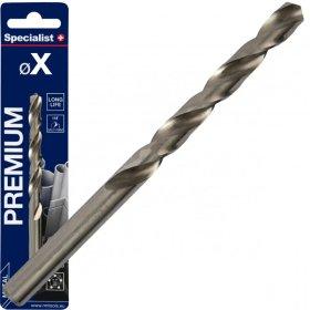 Grąžtas metalui SPECIALIST Premium, 2 mm, 3 vnt.