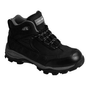 Darbo batai LAHTI, CE, oda NUBUK, juodos-pilkos spalvos, SB SRC, 46d.