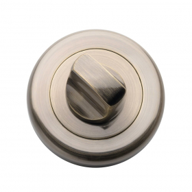 Durų apyraktė   WC 17 Universali, skersmuo 5/6 mm, skirta COSMO 630 rankenoms, sendinto žalvario spalvos
