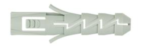 Kaištis FIX-K-06, 6x30mm KOELNER 250 vnt. Universalus