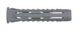 Universalus nailoninis kaištis UNIFIX 8x40 mm, 12 vnt, N