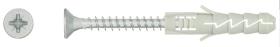 Išsiplečiantys kaiščiai su medvaržčiu KOELNER, 6,0 x 30 mm, 4,0 x 50 mm, 8 vnt.
