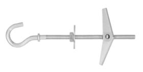 Kaiščiai spyruokliniai šviestuvams su kabliu