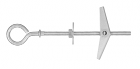 Kaiščiai spyruokliniai šviestuvams su kilpa B-SPO-475Z, KOELNER, 2 vnt