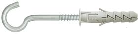 Išsiplečiantys kaiščiai su kilpa FIX KOELNER, 8,0 x 40/5,0 x 65 mm, 4 vnt