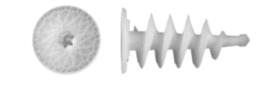 Kaištis polistirolui RAWLPLUG B-ISO50