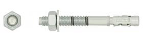 Inkariniai varžtai su žiedu KOELNER A4 10,0 x 95 mm, 6 vnt, nerūd. pl.