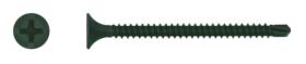 Sraigtai gips/met. WS, 3,5 x 25 mm, KOELNER, 200 vnt., su grąžteliu