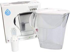 Vandens filtras DAFI ASTRA UNIMAX M 3L Bendra talpa 3 l, išvalyto vandens 1,5 l. Su mechaniniu kasetės keitimo indikatoriumi.