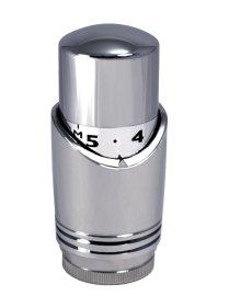 Termostatinė galvutė W-LINE M30 x 1,5