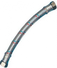 Lanksti antivibracinė žarna LUXOR TFG su alkūne - 700