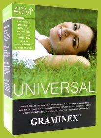 Žolių sėklų mišinys GRAMINEX UNIVERSAL (04-10), 10 kg.