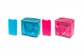 Šaldymo krepšys su šaldymo elementu, įvairių spalvų, 7 l.