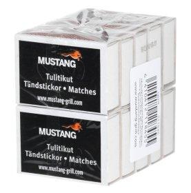 Degtukai Mustang 10 dėžučių