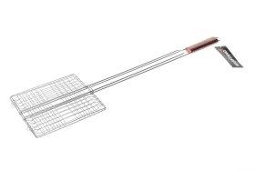 Kepimo grotelės su ilga rankena MUSTANG, 74 cm.