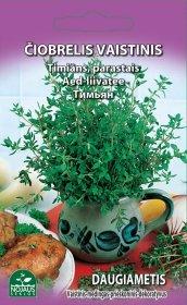 Sėklos gėlių, čiobrelis, vaistinis Standart Čiobrelis vaistinis, 0.2g 2401