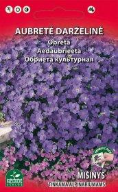 Sėklos gėlių, aubretė, daugiametė   (02-07mėn).
