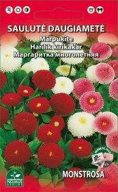 Sėklos gėlių, saulutė mišinys, 0,1 g (02-07mėn)