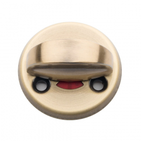 Durų apyraktė  WC 2350 Skersmuo 50 mm, skirta 341/006 rankenoms, sendinto žalvario spalvos
