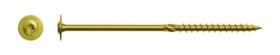 Grūdintas sraigtas 8 x 100 mm RAWLPLUG TORX Medienos konstrukcijoms, plokščia galva, N