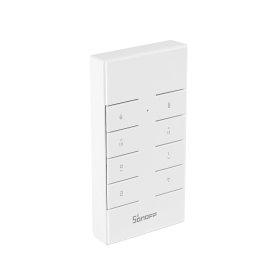 Nuotolinio valdymo pultas SONOFF RM433, 433 MHz, pastovaus dažnio, 8 mygtukai, pritaikytas magnetiniam laikikliui SONOFF RM433-BASE, IM190314042