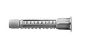 Universalus nailoninis kaištis LAMIDA, 6 x 30 mm, 40 vnt.