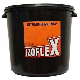 Bituminis gruntas  IZOFLEX 8 kg ,
