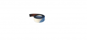 Juosta MARMA W1, 50 mm x 20 m,  polipropileninė, kvėpuojanti, difuzinė