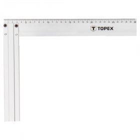 Aliuminio kampainis TOPEX 30C363 300 mm.