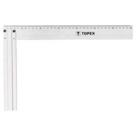 Aliuminio kampainis TOPEX 30C364 350 mm.