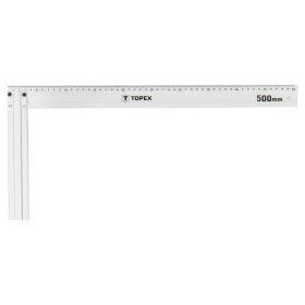 Aliuminio kampainis TOPEX 30C365 500 mm.