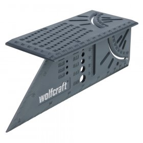 Kampainis - šablonas 3D WOLFCRAFT, 150 mm