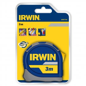 Ruletė IRWIN, 3 m 13 mm su fiksatoriumi