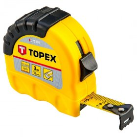Ruletė TOPEX 27C303 3 m, 16 mm.