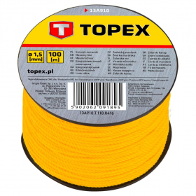 Mūrininko virvutė TOPEX 13A910