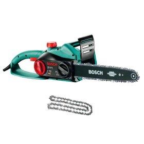 Elektrinis grandininis pjūklas BOSCH Universal Chain 35, 06008B8300, galia 1800 W, pjovimo juostos ilgis 35 cm , 4,2 kg