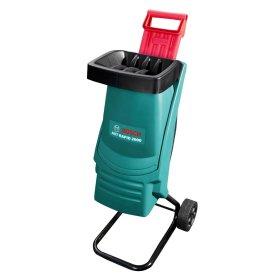 Elektrinis šakų smulkintuvas BOSCH AXT RAPID 2000, 0600853500, galia 2000 W, iki 35 mm šakos, 11,5 kg