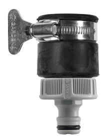 Apvali čiaupo jungtis GARDENA  15-20mm diametru
