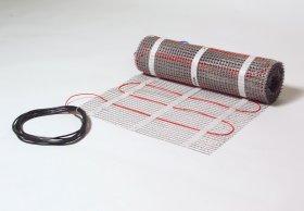 Grindų šildymo kilimėlis  DANFOSS Echeat, plotas 0,5 m², 0,5 x 1 m, galia 75 W, 088L0550