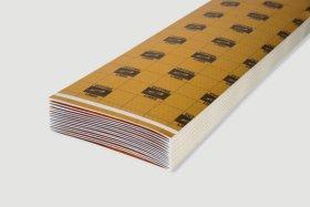 Paklotas EGGER SILENZIO DUO, storis 1,5 mm, 1,18 x 8,5 m (10 m2), tinkamas šildomoms grindims, Vokietija