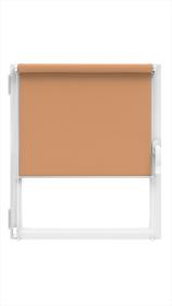 """Ritininė užuolaida MARDOM Design, 56/57 x 150 cm, """"CLICK"""" sistema, rudos spalvos, Lenkija"""