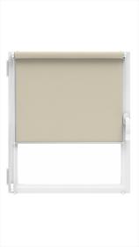 """Ritininė užuolaida MARDOM Design, 56/57 x 150 cm, """"CLICK"""" sistema, pilkos spalvos, Lenkija"""