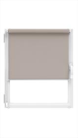"""Ritininė užuolaida MARDOM Design, 114 x 150 cm, """"CLICK"""" sistema, grafito spalvos, Lenkija"""