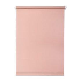 Ritininė užuolaida MARDOM Dream, 68 x 215 cm, matinės,  rožinės spalvos